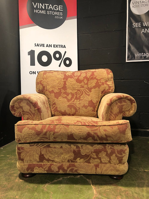 Barker and Stonehouse Chic Balmoral Style Chair