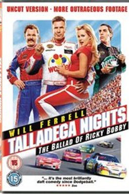 DVD Movie Film Sale | Talladega Nights