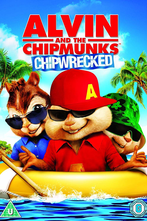 Film Sale | DVD Alvin and the Chipmunks Chipwrected