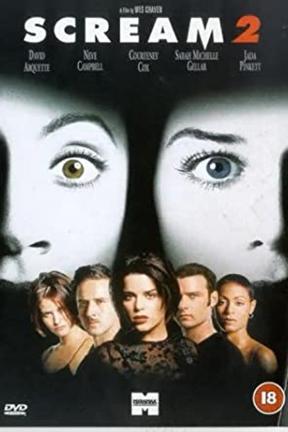 DVD Movie Film Sale | Scream 2