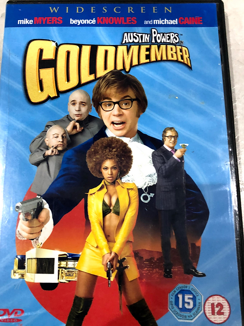 DVD Movie Film Sale | Austin Powers Goldmember