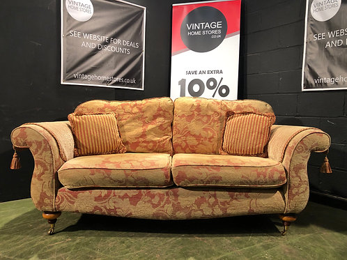 Barker and Stonehouse Balmoral 3 Seater Chic Style Sofa