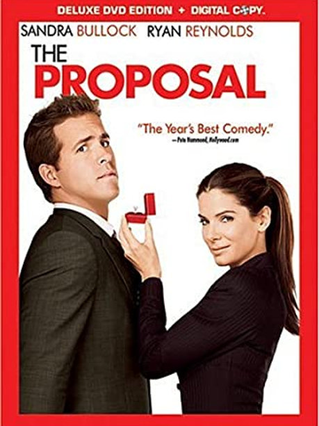 Movie Film Sale | DVD The Proposal
