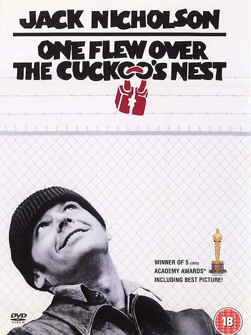 Movie Film Sale | DVD One Flew Over the Cuckoos Nest