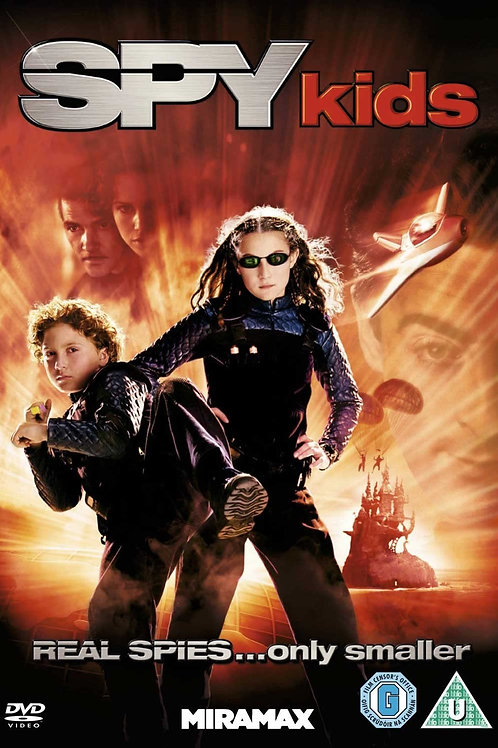 DVD Movie Film Sale | Spy Kids