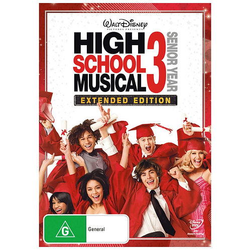 DVD Movie Film Sale | High School Musical 3