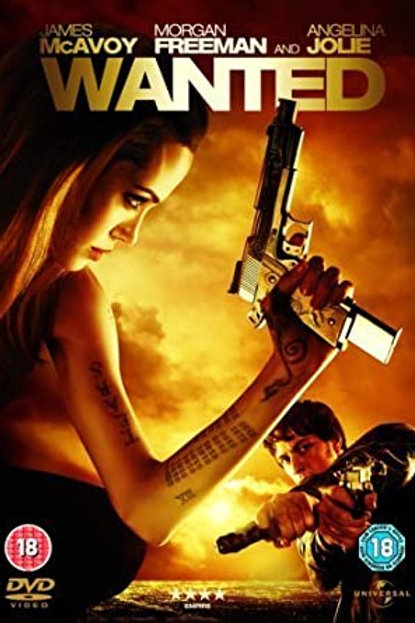 DVD Movie Film Sale | Wanted