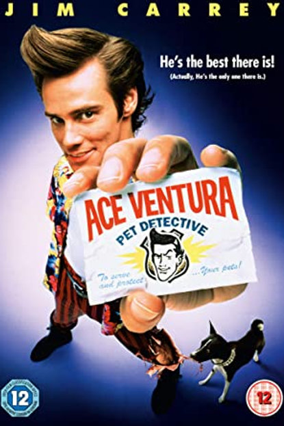 Film Sale | DVD Ace Ventura