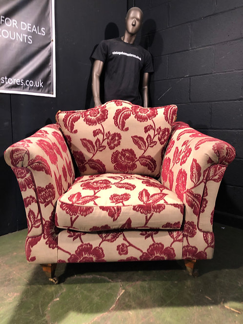 Barker and Stoenhouse Large Chair (b)