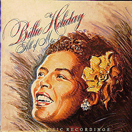Billie Holiday All Of Me - Album