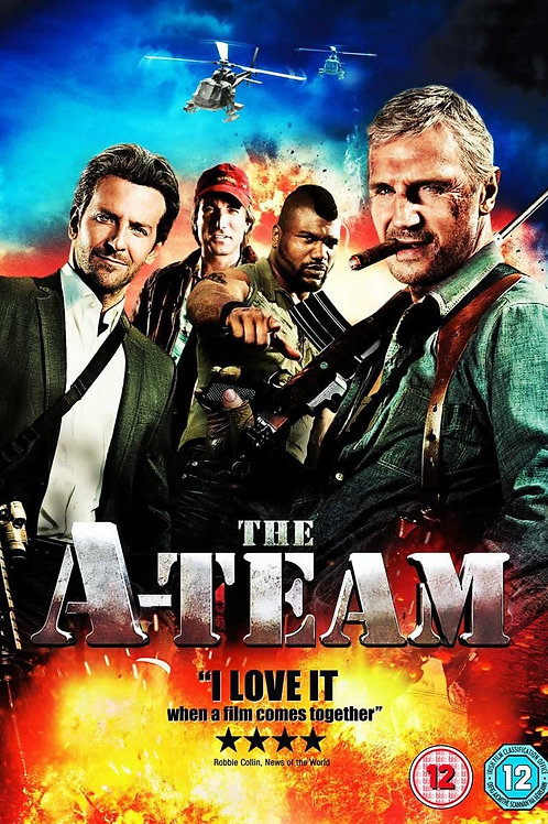 Film Sale | DVD The A Team