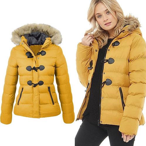 Winter Women Coat 2020 Women's Casual Outwear Military Hooded