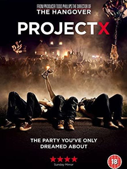 Movie Film Sale | DVD Project X
