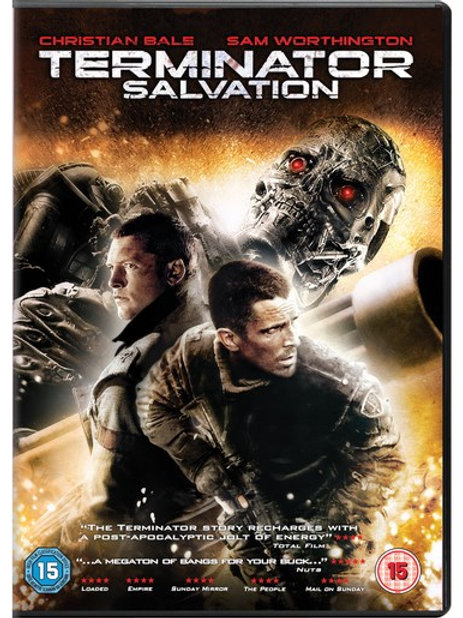 DVD Movie Film Sale | Terminator Salvation