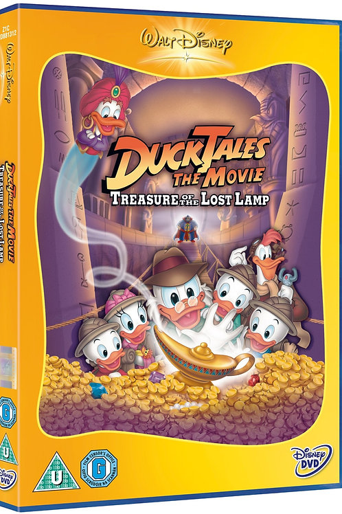 Movie Film Sale | DVD Duck Tales the Movie