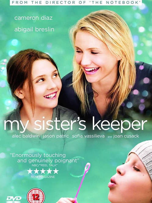 DVD Movie Film Sale | My Sisters Keeper