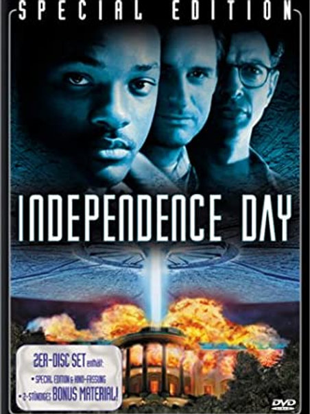 Movie Film Sale   DVD Independence Day