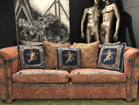 Duresta Sofa going cheap on Vintage Home Stores