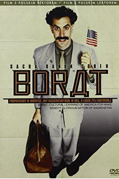 Film Sale | DVD BORAT