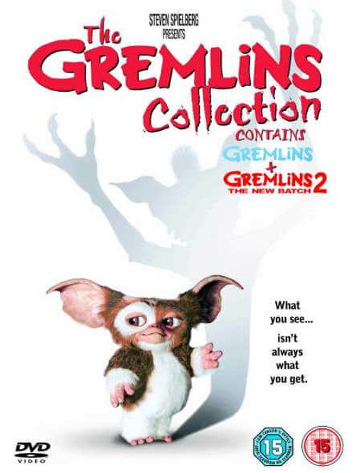 Movie Film Sale | DVD Gremlins Collection 1 and 2