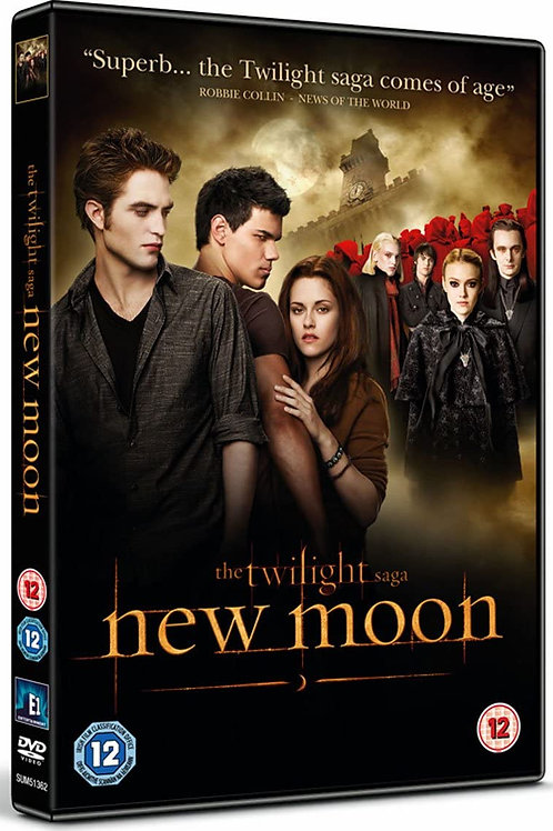 DVD Movie Film Sale | The Twilight Saga New Moon