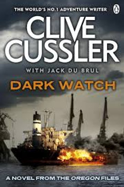 Clive Cussler Book Sale - Dark Watch refbx109