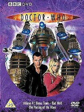 Movie Film Sale | DVD Doctor Who Volume 4