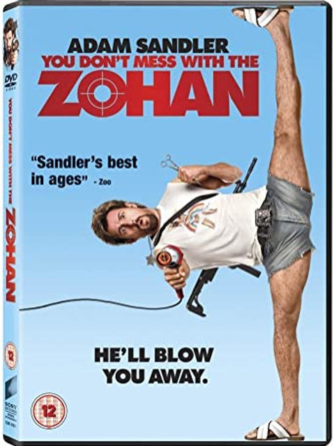 Movie Film Sale | DVD Zohan