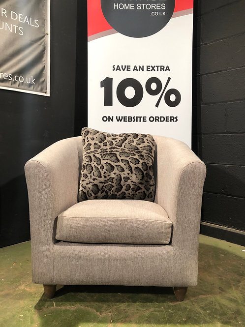 Marks and Spencers Upholstered Tub Chair