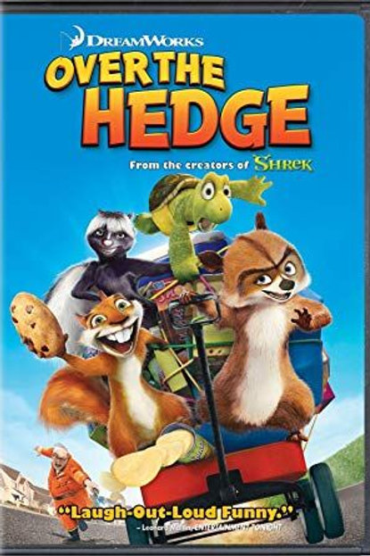 Movie Film Sale | DVD Over The Hedge