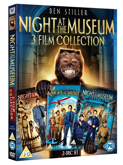 Movie Film Sale   DVD Night at the Museum 3 Film Collection