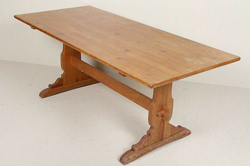 Ercol Country Pine Dining Table