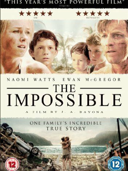 Movie Film Sale | DVD The Impossible