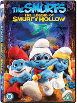 DVD Movie Film Sale | The Smurfs The Legend of Smurfy Hollow
