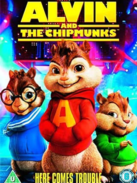 Film Sale | DVD Alvin and the Chipmunks