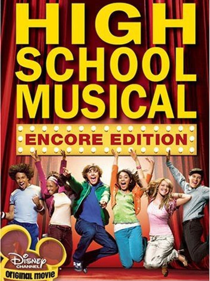 DVD Movie Film Sale | High School Musical Encore Edition