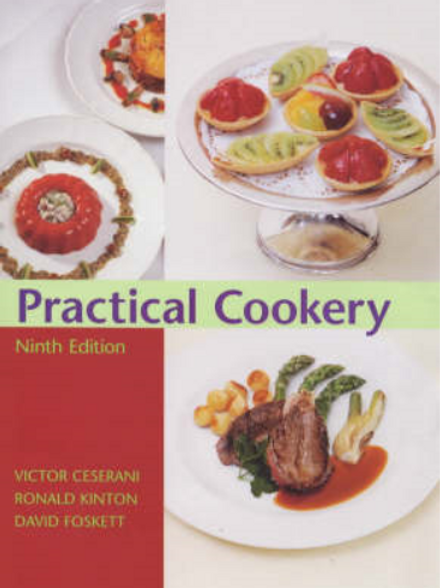 Practical Cookery Ninth Edition Ceserani and Kinton