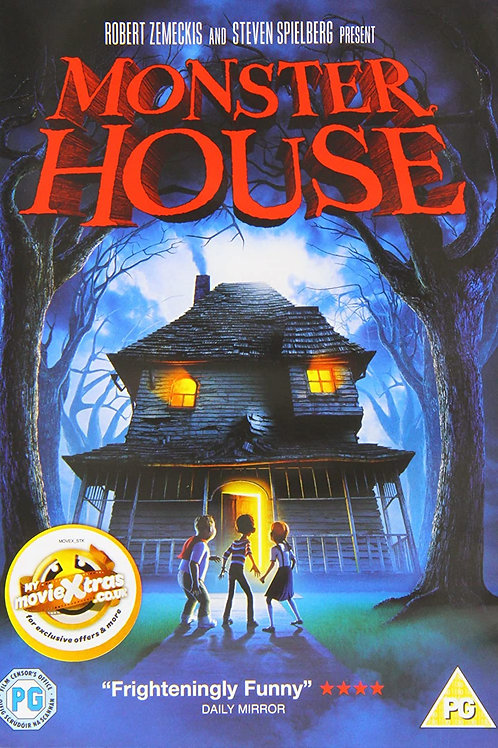 DVD Movie Film Sale | Monster House