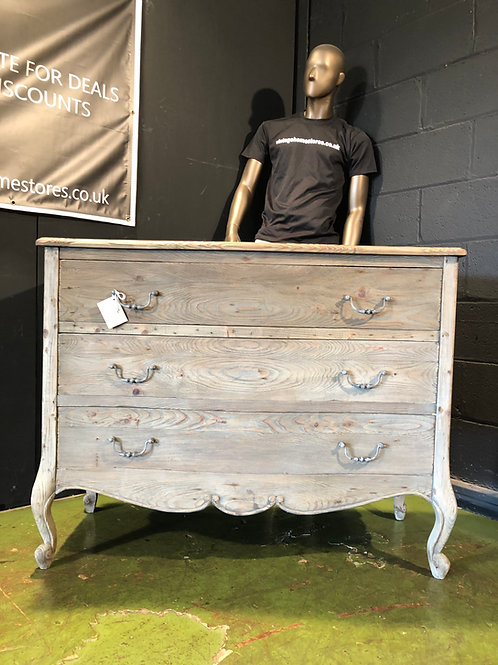 Coach House Interiors Colonial Chest of Reclaimed Drawers