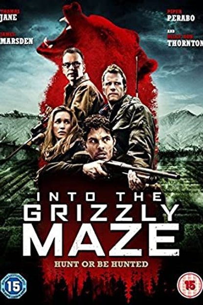 Movie Film Sale | DVD Into The Grizzly Maze