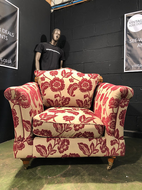 Barker and Stoenhouse Large Chair (a)