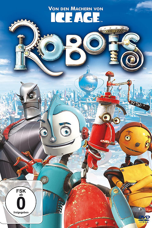 Movie Film Sale | DVD Robots