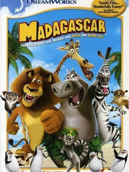 DVD Movie Film Sale | Madagascar
