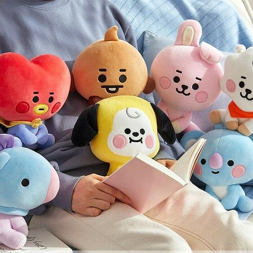 Korea Kpop Plush Toys Lovely Animal  Doll Kawaii Stuffed Toy Baby Dolls 20CM