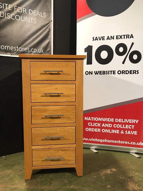 Barker and Stonehouse Tall Chest of Drawers