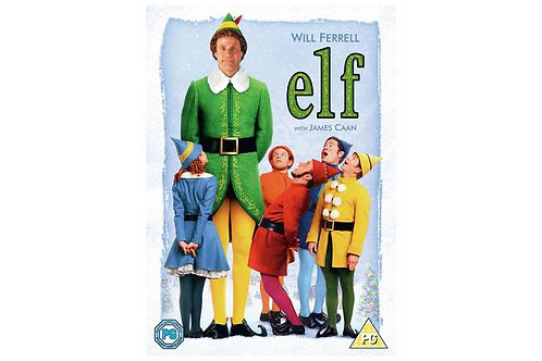 DVD Movie Film Sale | Elf