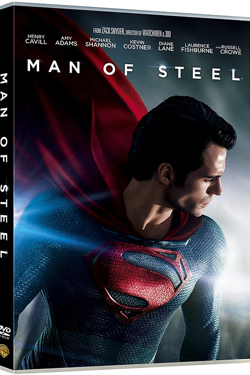 DVD Movie Film Sale | Man of Steel