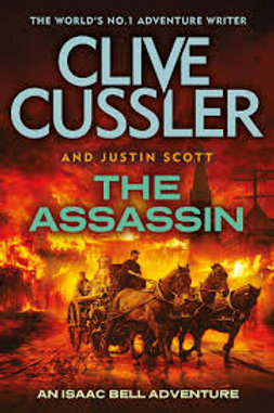 Clive Cussler Book Sale - The Assasin (ref bx101)