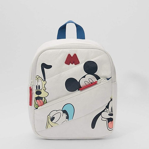 NEW Disney Children's Bag Mickey Mouse Pattern Backpack Kids Christmas Gifts