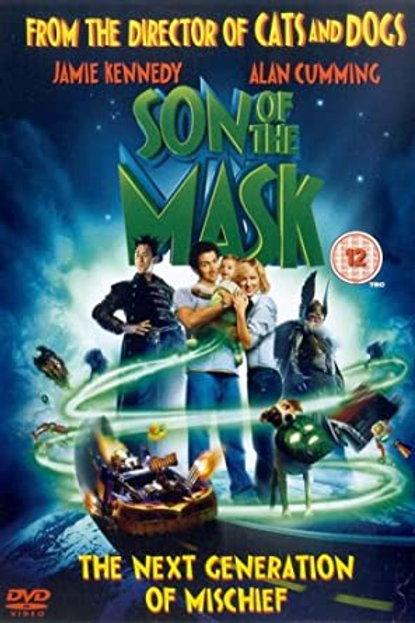 DVD Movie Film Sale | Son of The Mask